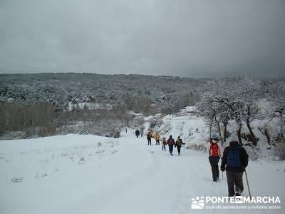 La Fuentona - Sierra de Cabrejas; grupo de senderismo madrid; foro senderismo madrid